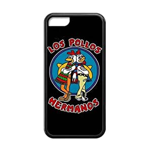 Fashion Breaking Bad Personalized iPhone 5C Hard Rubber Gel Silicone Case Cover