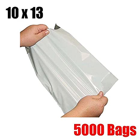 iMBAPrice® 1000 6x9 WHITE POLY MAILERS ENVELOPES BAGS 6 x 9