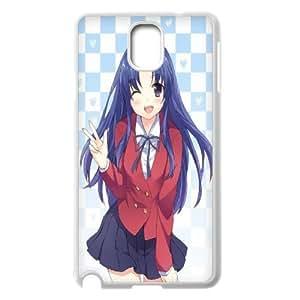 Samsung Galaxy Note 3 Case, Ami Toradora Case for Samsung Galaxy Note 3 {White}
