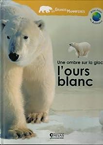 """Afficher """"Une ombre sur la glace, l'ours blanc"""""""