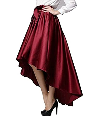 Fashion Casual Hi-Lo Long Women Skirts Party Dance Cocktail Dress - Creek Cocktail