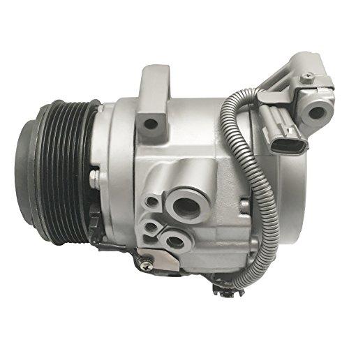 RYC Remanufactured AC Compressor and A/C Clutch FG677