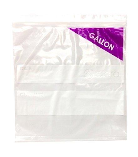 1 2 gallon ziploc bags - 8