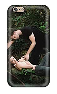 Awesome Case Cover/iphone 6 Defender Case Cover(robert Pattinson And Kristen Stewart)