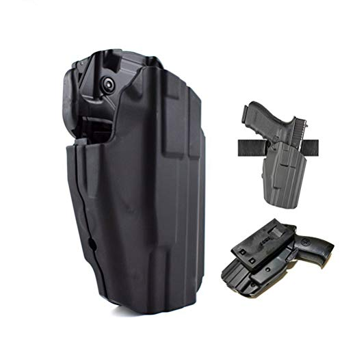 Jalunth Universal Concealed IWB Holster - Fast Draw Inside The Waistband Belt Pistol Holster
