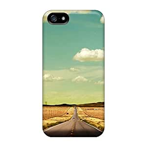 BestSellerWen For HTC One M7 Phone Case Cover With Nice Shiprock Road Appearance