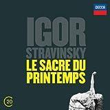 Stravinsky: Le Sacre du Printemps; Symphony in Three Movements; Agon (20C series) By Berlin ,,Vladimir Ashkenazy (2012-06-04)