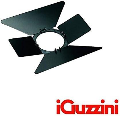 iGuzzini 9529.004 - Aletas orientables ajustables para proyector ...