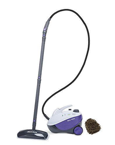 Sienna Upholstery - Sienna Eco Pro SSC-0412 Steam Cleaner, Multi Purpose (Complete Set) w/ Bonus: Premium Microfiber Cleaner Bundle