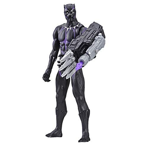 Boneco Titan Pantera Negra Avengers