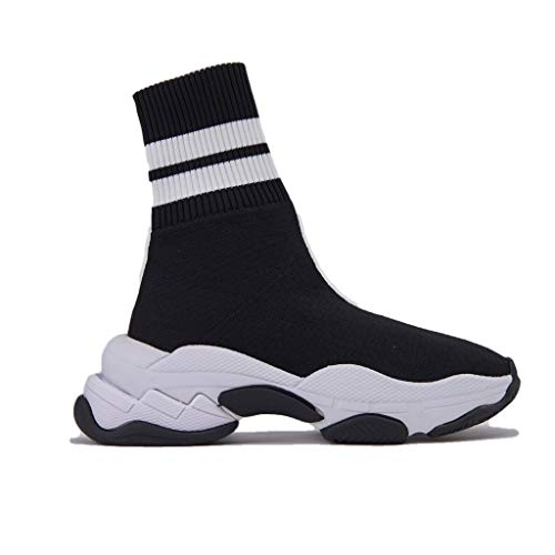 Black Sneaker Campbell Knit Tekno Weave Jeffrey qH0AXw4A