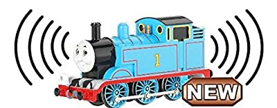 Bachmann Industries Thomas The Tank Engine Locomotive with Analog Sound & Moving Eyes from Bachmann Industries Inc