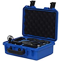 Freewell DJI Mavic Compact Rugged Waterproof Hard Case (Blue)