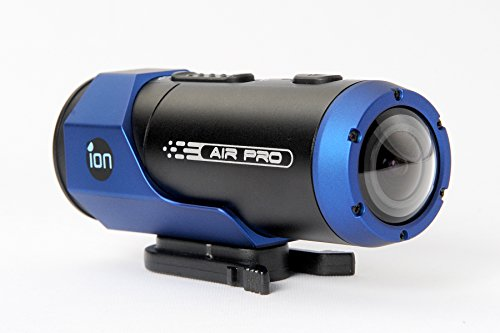 Ion Air Pro 1080p HD Waterproof Video Camera Blue