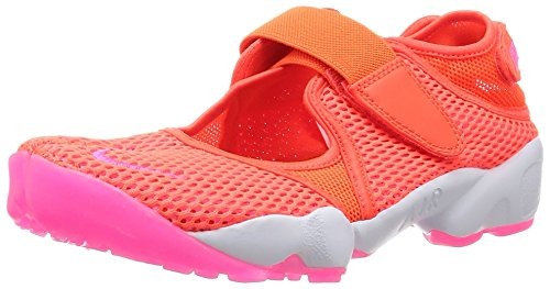 Air Pink Total Chaussures BR Rift Naranja white Blast Sport Orange de Nike Crimson WMNS Femme Tx17a