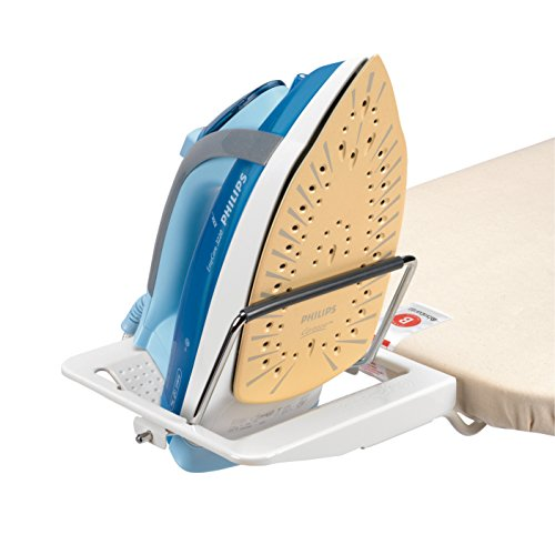 Brabantia Ironing Board with Steam Iron Rest, Size B, Standard - Ecru Cover by Brabantia (Image #6)