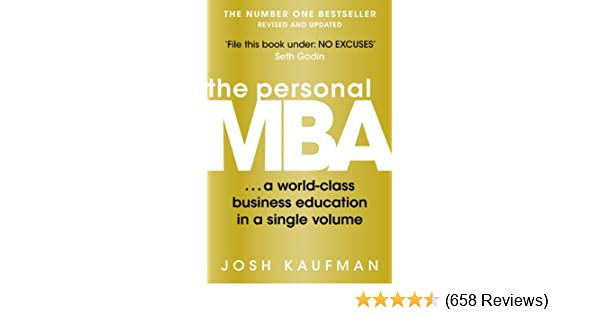 Amazon com: The Personal MBA: A World-Class Business
