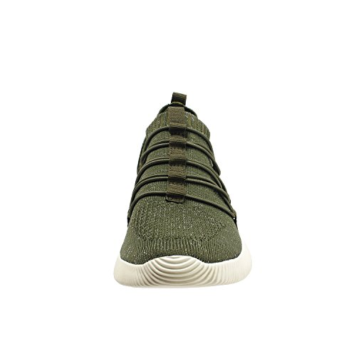 Ultra Mesh Running Inspire Green Comfy Gym Women's Travel Athletic Moda Outdoor Memory Sneakers Walking Casual Comfortable Foam Breathable Shoes Slip Lightweight Olive Sports On Fashion vzvUwqSn5