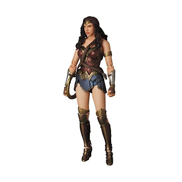 41KdkIXlgwL Medicom Batman v Superman: Dawn of Justice: Wonder Woman MAF EX Action Figure
