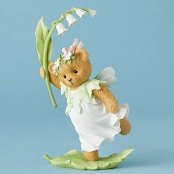 Cherished Teddies Time To Make Yourself Bloom Meribelle 2014