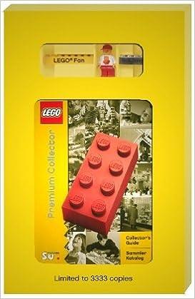 Lego Collector Premium Edition Katalog Der Lego Bausätze Der