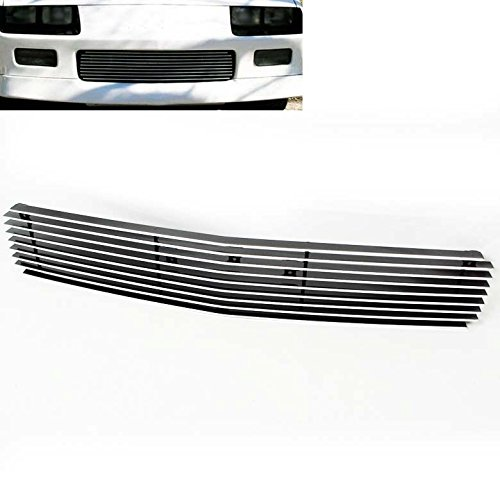 ZMAUTOPARTS 82 Chevy Camaro Front Bumper Lower Billet Grille Grill Insert