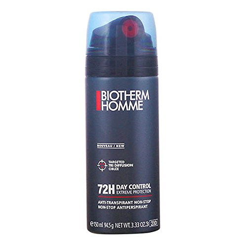 Biotherm Homme Day Control 72H Deodorant, 3.33 Ounce