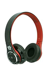Life N Soul BN301-B Diadema Binaurale Inalámbrico Negro - Auriculares (Binaurale, Diadema, Negro, Inalámbrico, Micro-USB, A2DP,AVRCP,HFP,HSP)