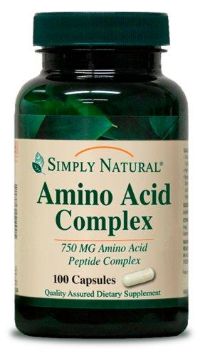 Il suffit de complexes acide aminés naturels, 750 mg, 100 gélules