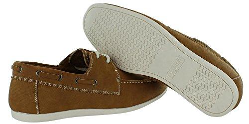 Madden Di Steve Madden Mens M-bill Sneaker Scarpa Cognac