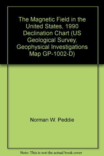 Magnetic Declination Map - 4