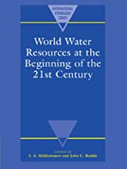 This volume provides a modern assessment of the state of the world's water resources. It collects in one place a huge amount of data. A uniform methodological approach for each continent is then built upon to analyse the dynamics of water res...