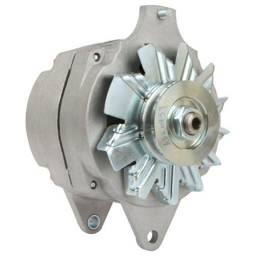 DB Electrical ADR0439 New Alternator For Yanmar Marine Engines 120 Amp 3Jh2 3Jh3 4Jh3 6Ly2, Yanmar Marine 120A 129772-77200, 12977277200, LR155-20, LR155-20B 20109 4-6971