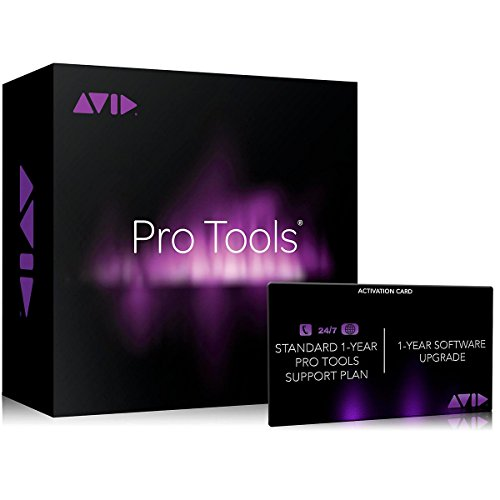 (Avid Pro Tools Annual Subscription (1 Year) - Institution )