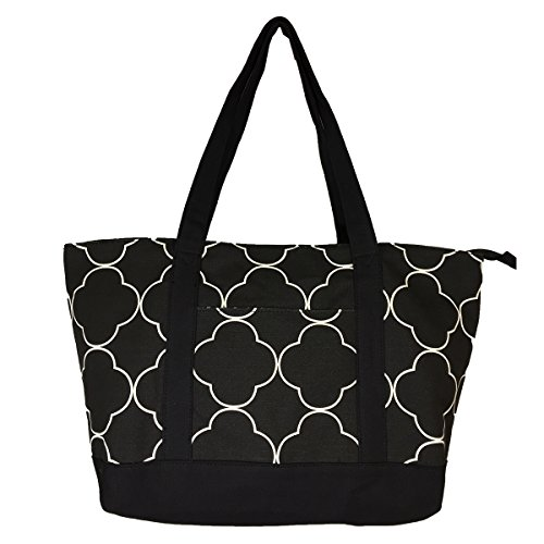 Extra Large Tote Bag Pattern - 3