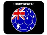 Harry Kewell (Australia) Soccer Mouse Pad