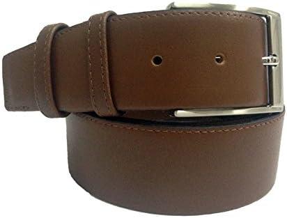 Cinturón De Piel Con Cremallera Antirrobo Oculta (Fabricado En ...