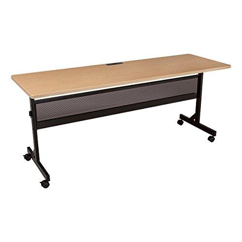Merit Series III Flip Top Training Table - Rectangle (24