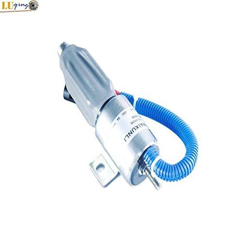 716//30091 24V Fuel Shut Off Stop Solenoid 332//J5060 for JCB JS330 JS180 JZ140