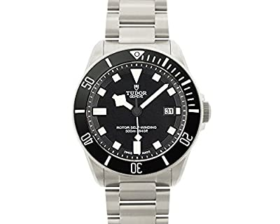 Tudor Pelagos automatic-self-wind mens Watch 25500TN (Certified Pre-owned)