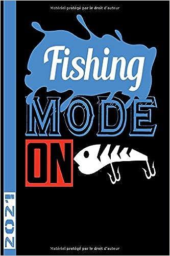 Calendrier De Peche 2021 Amazon.fr   fishing mode on 2021: Calendrier 2021 pour les