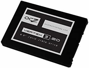 OCZ Technology 120G Vertex 3 Series 20nm MLC 2.5-Inch SATA III Solid State Drive with Max. Read 550MB/s and Max. Write 520MB/s- VTX3-25SAT3-120G.20