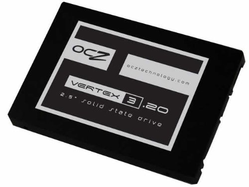OCZ Technology 240G Vertex 3 Series 20nm MLC 2.5-Inch SATA III Solid State Drive with Max. Read 550MB/s and Max. Write 520MB/s- VTX3-25SAT3-240G.20