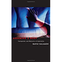 Assuming a Body: Transgender and Rhetorics of Materiality book cover