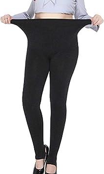Legging Elastica Termicos Leggings Invierno Para Mujer Pantalones Talla Grande Amazon Es Deportes Y Aire Libre
