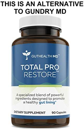 Guthealth MD Total Pro Restore Gut Lining Support Blend 90 Capsules