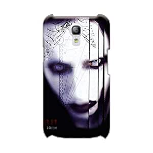 Protective Hard Phone Covers For Samsung Galaxy S3 Mini (DMI1147ElEB) Support Personal Customs Fashion Marilyn Manson Series