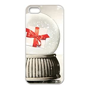 Beautiful crystal ball Customized Cover Case with Hard Shell Protection for Iphone 5,5S Case lxa#262989