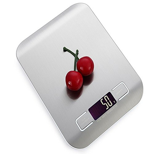 10Kg X 1g Digital Electronic Food Weight Scale Balance() - 4