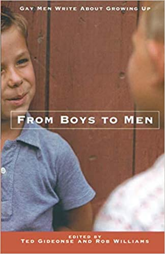 Gay men on boys